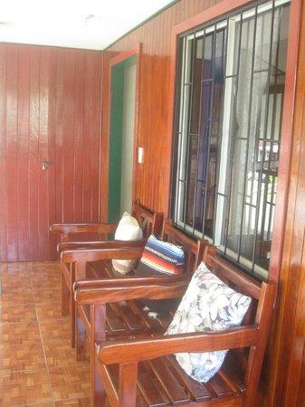 Cabinas The Corner: rest area