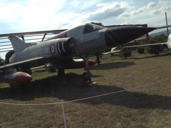 Musee Europeen de l'Aviation de Chasse : Mirage IIIA de Dassault