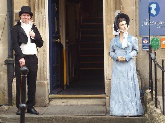 The Jane Austen Centre, Bath