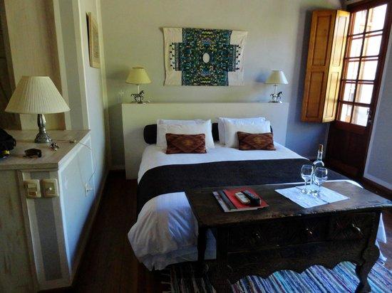Art Hotel Deco : Bedroom