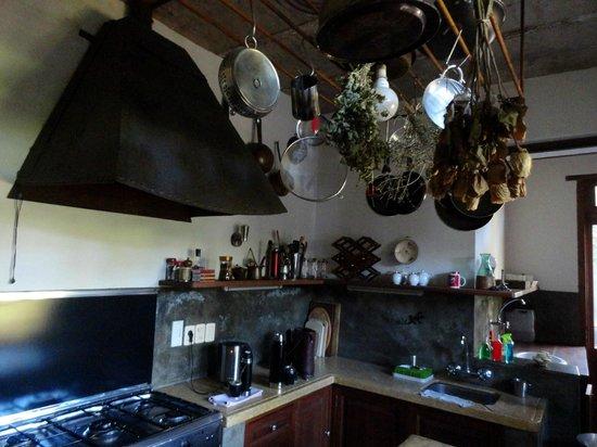 Art Hotel Deco : Kitchen