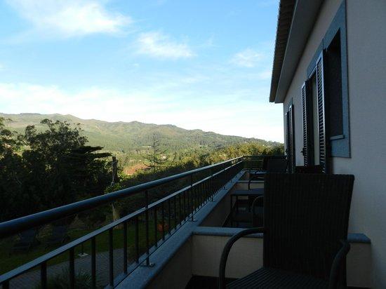 Quinta da Cova do Milho : Balkon