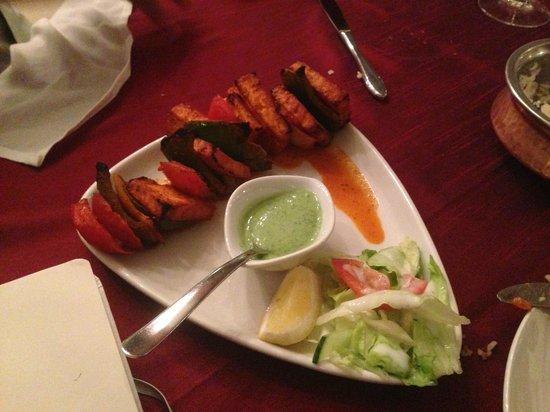 Thava Indian Restaurant : Paneer Tikka