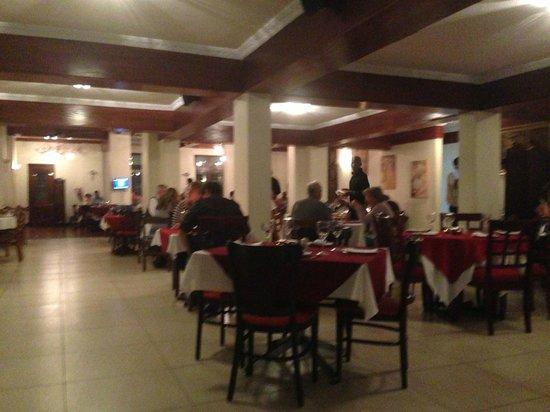 Thava Indian Restaurant : Restuarant General View