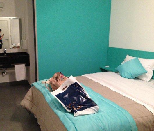Concept Design Hostel & Suites: Quarto duplo