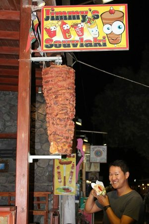 Jimmy's Souvlaki : YUM!