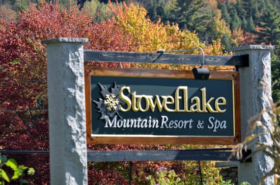 Image result for stoweflake resort