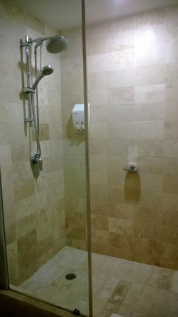 Viva Wyndham Azteca - An All-Inclusive Resort: Ceramique shower Big