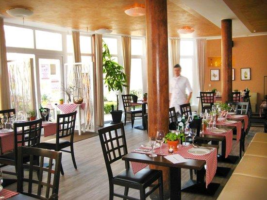 Hotel Auszeit: Restaurant Portofino
