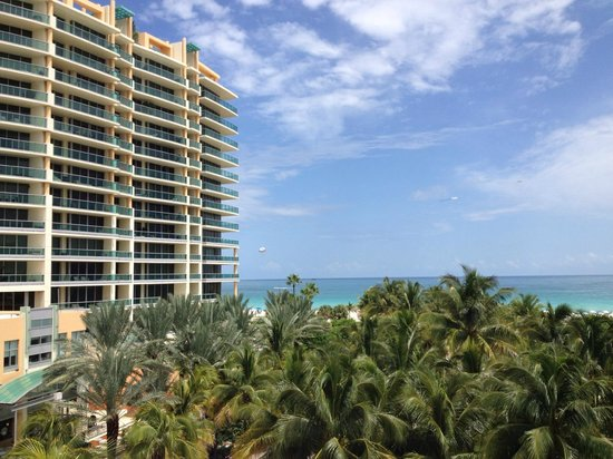 The Betsy - South Beach : Vista frente al Hotel