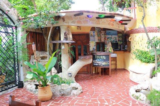 Maison Tulum : Recepción