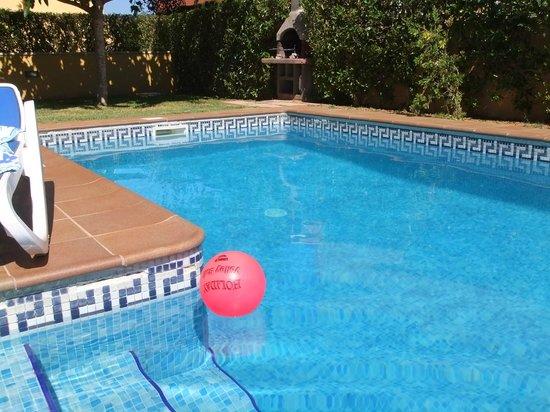 Villas Amarillas: Pool