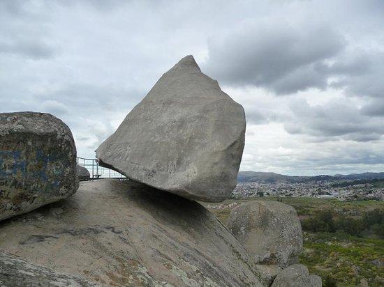 Piedra Movediza: la piedra