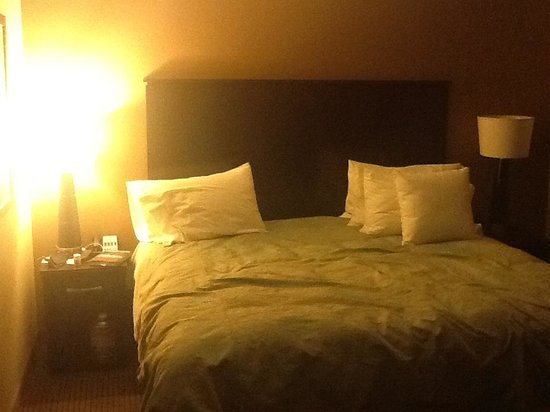 Homewood Suites by Hilton Phoenix Chandler Fashion Center: The beds