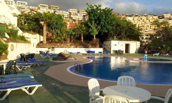 Costa Adeje Garden: pool area