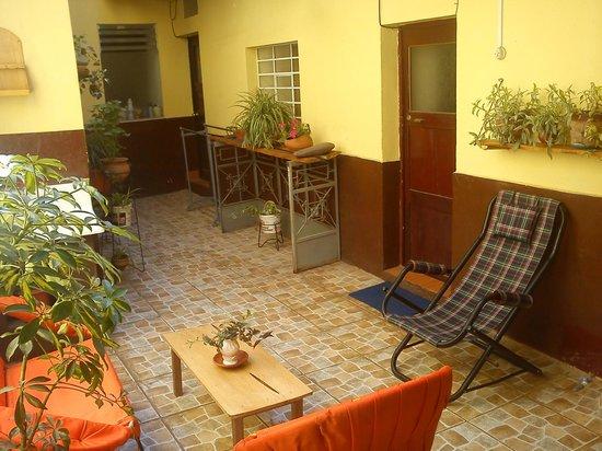 8a Cusco Guest House: Áreas públicas