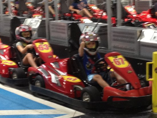 Tampa Bay Grand Prix : THUMBS UP DUDE