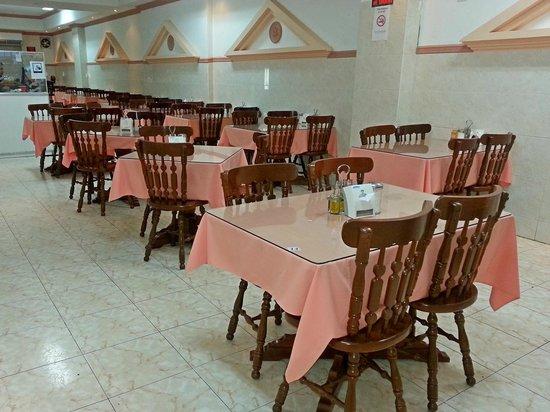 Hotel San Remo: Ресторан