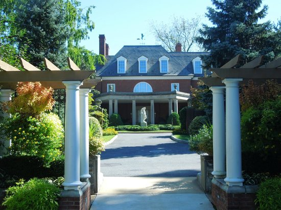 Front View Of Hillwood Picture Of Hillwood Museum Gardens Washington Dc Tripadvisor