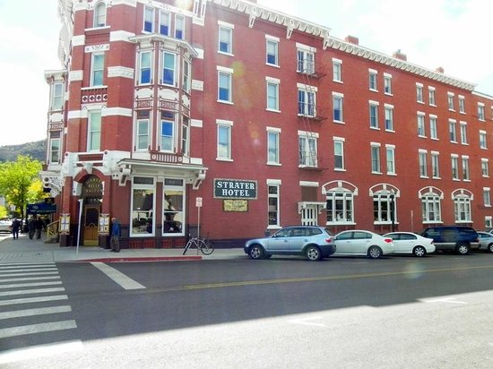 Historic Downtown Durango: Strater Hotel