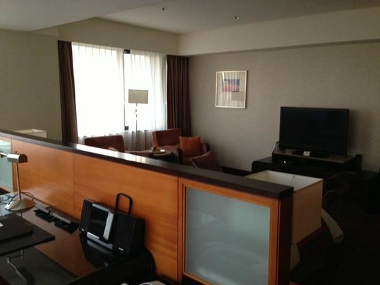 Monarch Skyline Hotel: Room