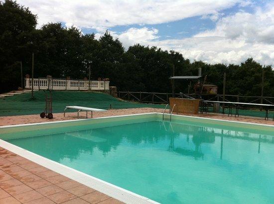 Relais Eliceto: rinfresco a bordo piscina