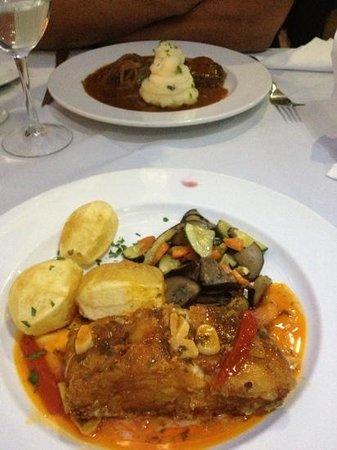 Restaurant Sao Pedro: kabeljauw
