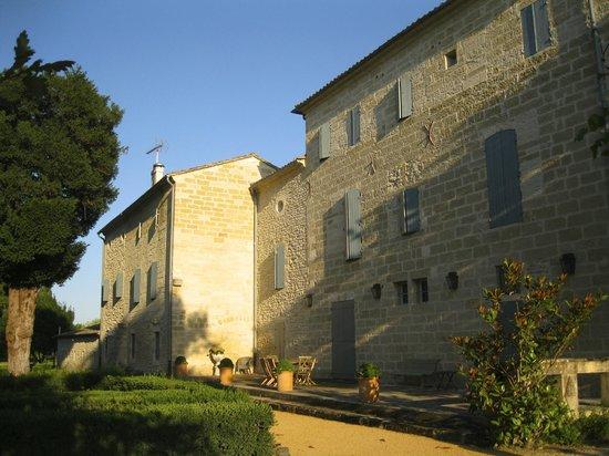 Domaine de Malaric : The house