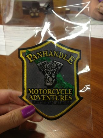 Panhandle Motorcycle Adventures: Free patch!