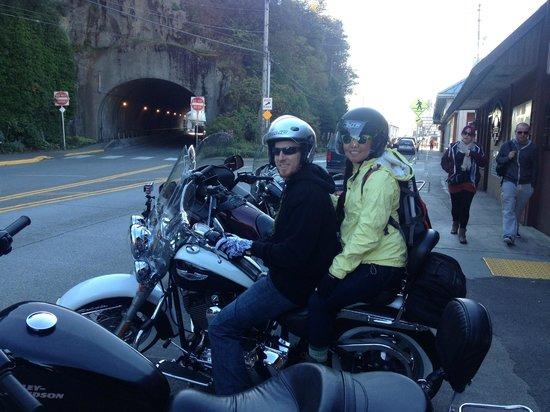 Panhandle Motorcycle Adventures: Us