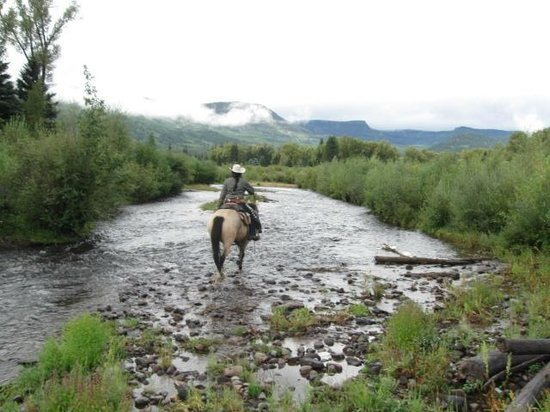 Rainbow Trout Ranch: River Ride