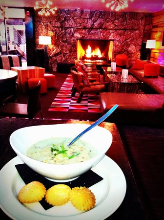 39 Degrees: Blomgren's tasty clam chowder to warm you up!