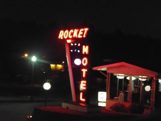 Rocket Motel : The Rocket!