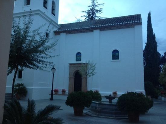 La Bobadilla, a Royal Hideaway Hotel : the chapel