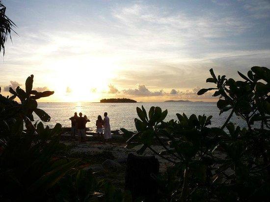 Treasure Island Resort: Treasure Island Sunset