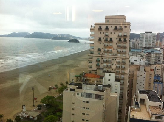 Mercure Santos : view from the pool