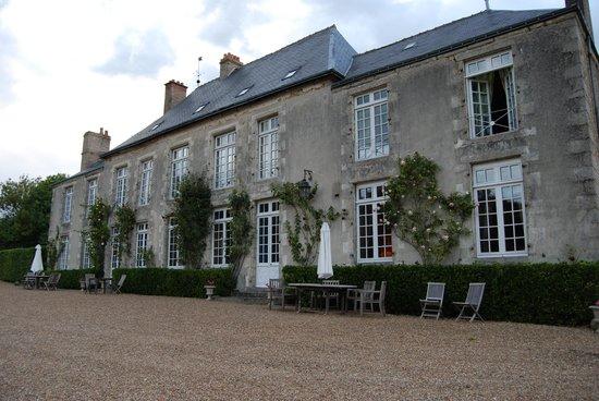 Chateau de Sarceaux : The Chateaux