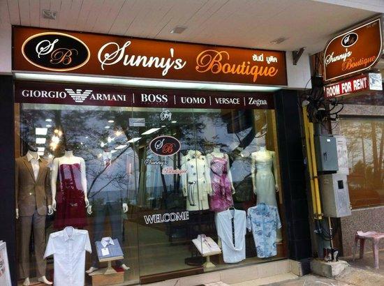 Sunny's Boutiques (Men's Tailor)