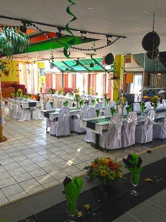 Restaurant Caribbean Paradise