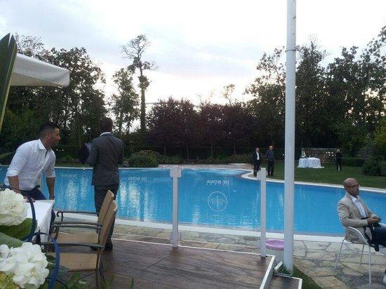 Bordo piscina foto di villa italia padova tripadvisor - Villa italia piscina ...