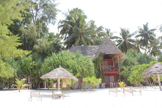 Santa Maria Coral Park: Vista frontal del hotel