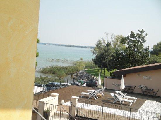Residence Casa dei Pescatori: roof sun terrace