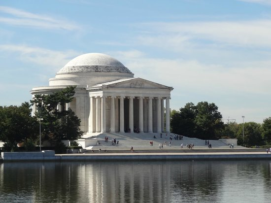 ‪Jefferson Memorial‬