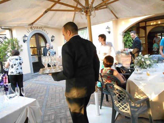 Hotel Villa degli Angeli: сервис на УРА
