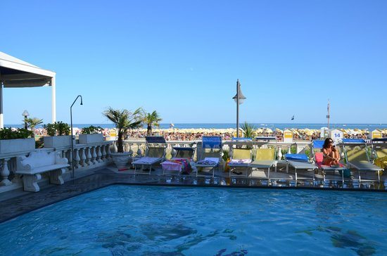 Hotel Danieli: Pool