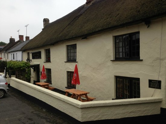 The Drewe Arms: great find