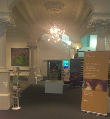 The beautifully refurbished interior of The Atkinson's Foyer