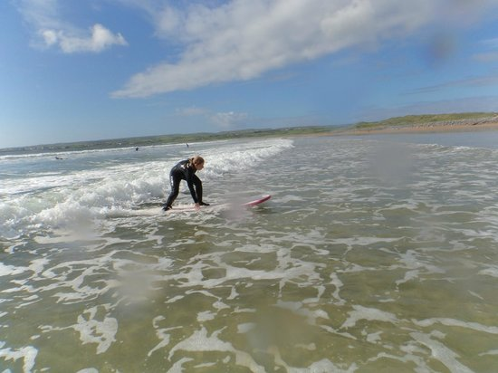 Lahinch Surf Centre - Day Course: .