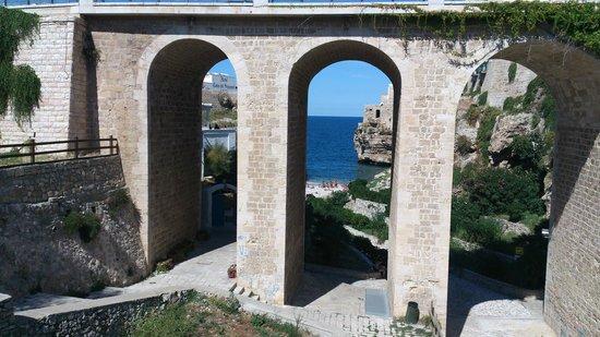 """Dimora Santo Stefano: Bij het """"strandje"""""""