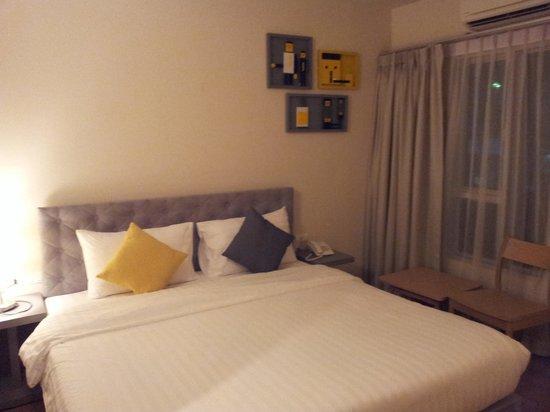 Lemontea Hotel: Cute room